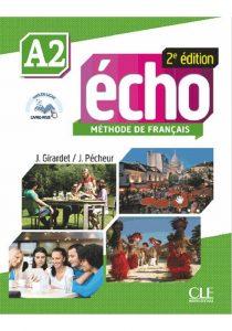 echo a2 2ed podrecznik plyta dvd rom