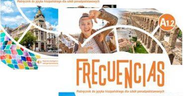 WEBINARIUM: Podręcznik FRECUENCIAS, czyli jak uczyć języka hiszpańskiego w czteroletnim liceum