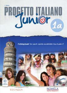 junior 1A polacco libro COPERTINA 1