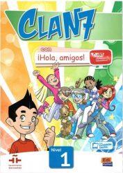 CLAN 7 CON ¡HOLA, AMIGOS! 1
