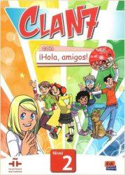 CLAN 7 CON ¡HOLA, AMIGOS! 2